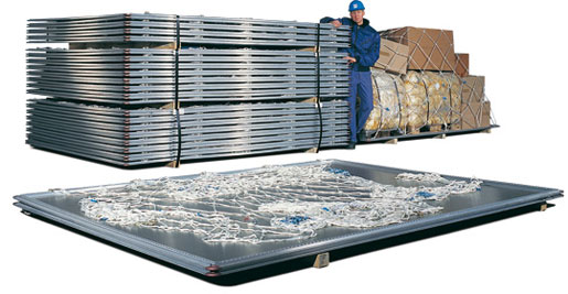 aluminum air cargo pallets